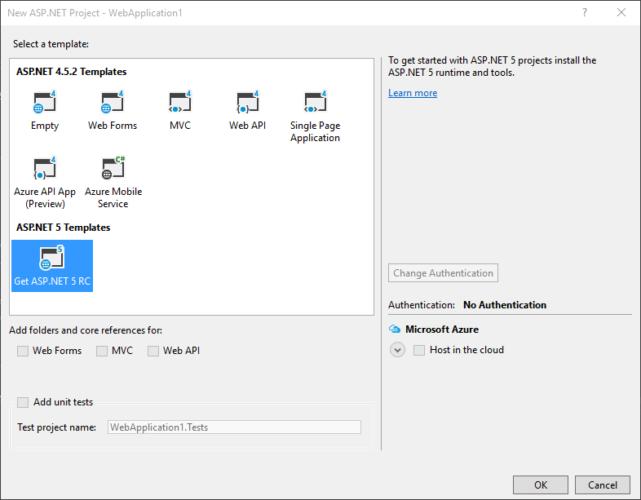 SmartHub – Raspbian i ASP.NET Core #3. Instalacja ASP.NET Core na Windows